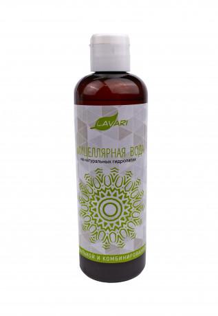 Мицеллярная вода Для нормальной кожи на гидролате Розы с D-Пантенолом и Алое вера