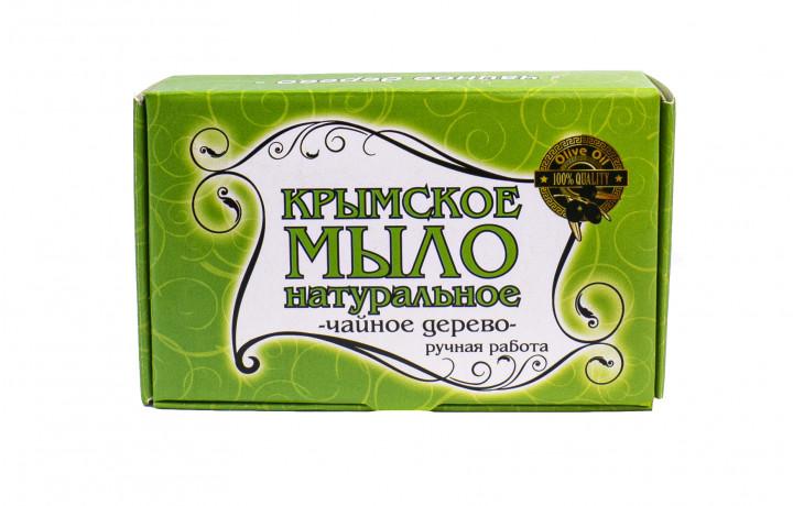 Мыло Чайное дерево 50 грамм