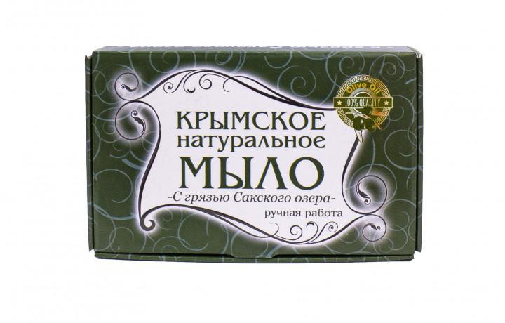Мыло С Сакской грязью 50 грамм